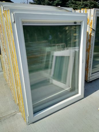Okna plastikowe używane 110x142 z demontażu z Niemiec! OKNAWĄSOSZ