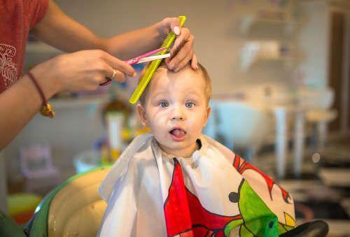 Детский парикмахер. Выезд на дом, диплом парикмахера