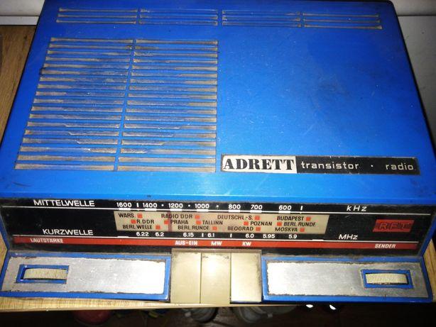 Radio Andret transistor. NRD