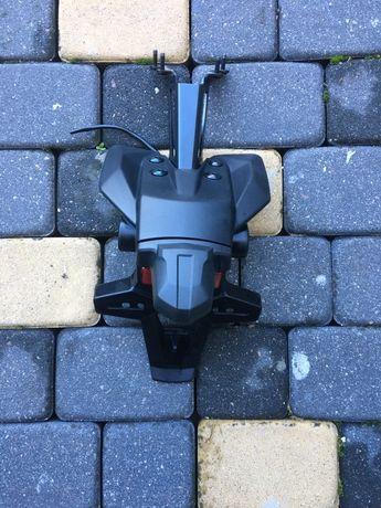 Tylne mocowanie na rejestracje Yamaha MT10