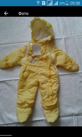 Комбинезон детский George H&M Primark M&S, для новорожденных демисезон