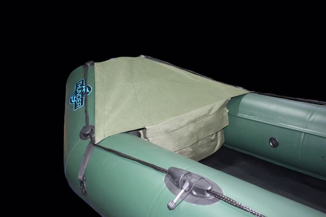 Носовая сумка -рундук в лодку до 3,3