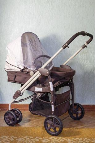 Детская коляска Geoby трансформер 3 в 1