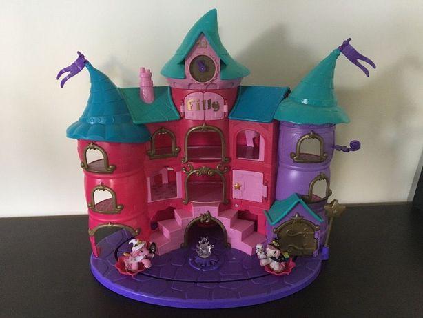 SIMBA Magiczny zamek Filly Witchy z ogniskiem Abra Kadabra