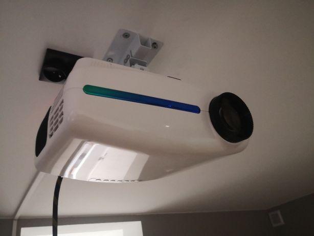 Okazja Projektor Smart Led 1080P Projector