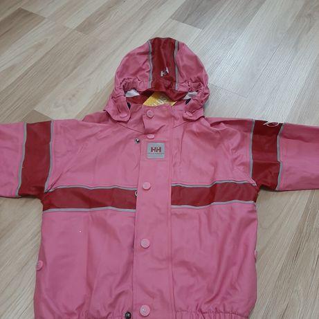 Куртка дождевик на девочку рост 92-98