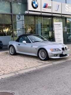 Impecavel BMW Z3 2.0 150 cv 1999 com Hardtop preto incluido