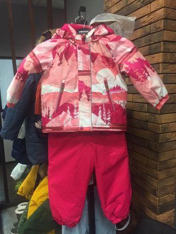 Зимний комплект для мальчиков и девочек Reima Ruis 80,86,92,98