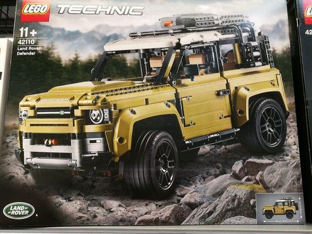 Lego technic nr. 42110 nowy