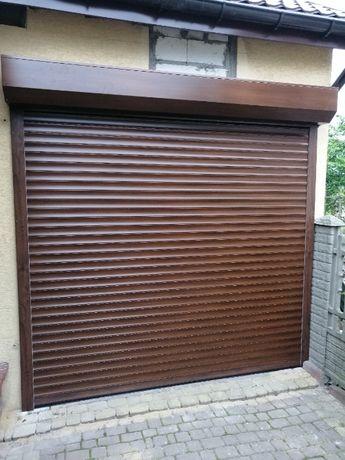 Brama garażowa rolowana. Wyprzedaż!!