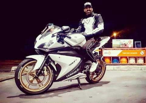 Yamaha YZF R125 SuperSport