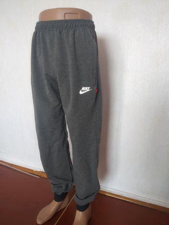 Мужские спортивные штаны на флисе и тонкие,подштанники бамбук и флис