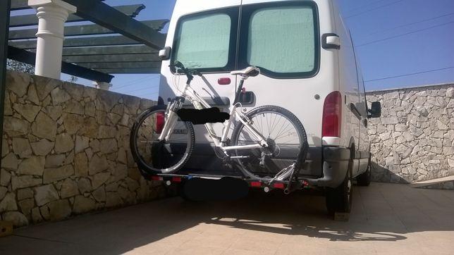 Suporte de mota/bicicleta