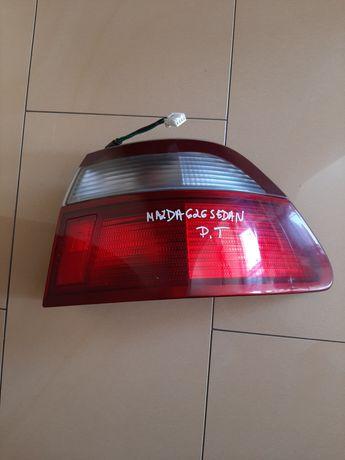 Lampa tylna prawa Mazda 626 sedan