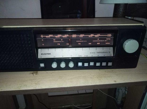 Przestrojone radio Taraban 3 R-510