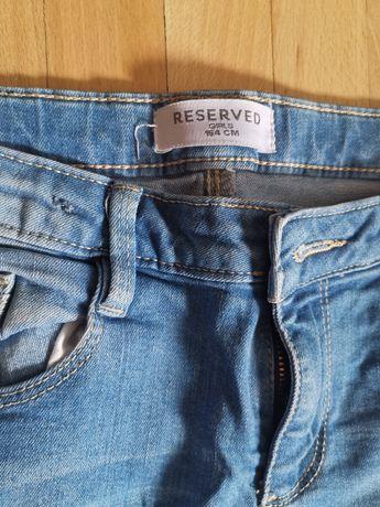 Spodnie Reserved 164