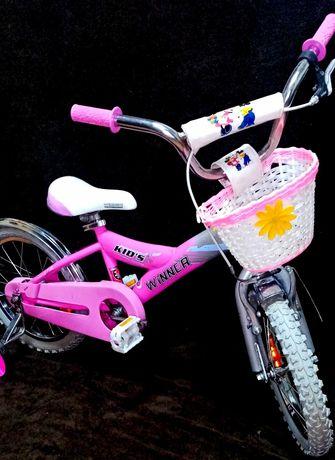 """Велосипед 16"""" .Состояние нового!"""