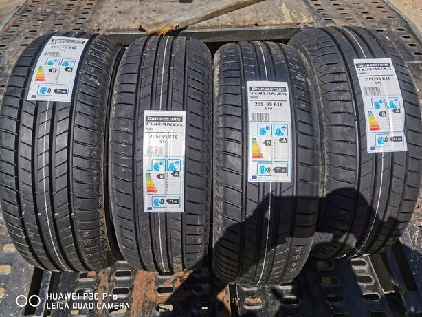 Bridgestone Turanza T005 91v 205/55 r16 2020r nowe