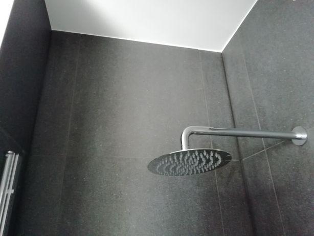 Płytki do łazienki, grafitowe, szare 60×60, 19szt. Cena: 999zł