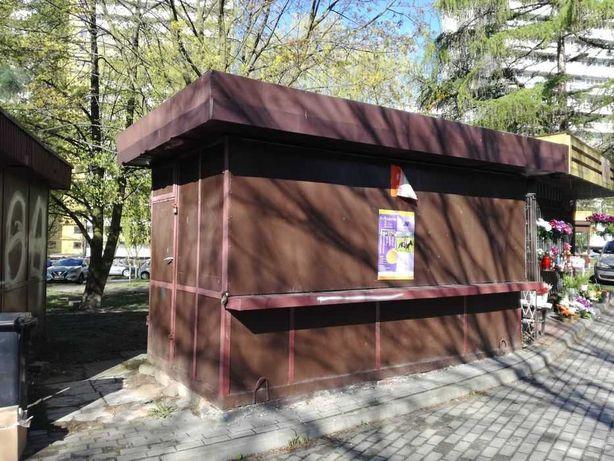 Sprzedam budkę lokal kiosk Katowice osiedle Tysiąclecia super miejsce