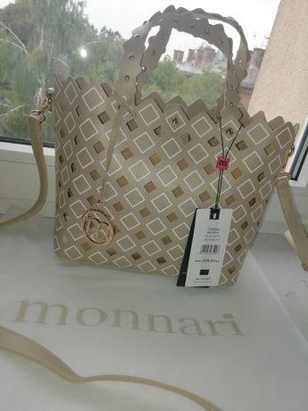 Piękna torba monnari