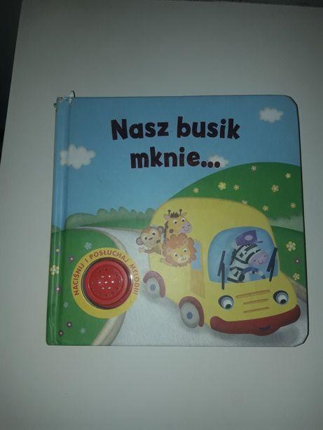 Książka Nasz busik mknie