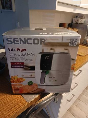 Frytkownica Sencor SFR 5320WH