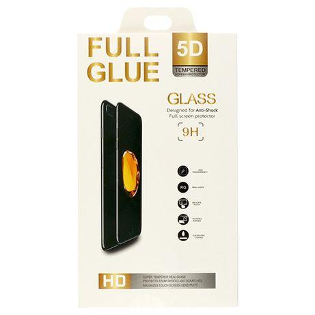 Hartowane szkło Full Glue 5D - IPHONE 11 / 11 PRO / 11 PRO MAX CZARNY