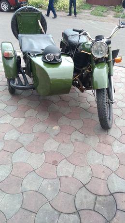 Продам мотоцыкл Урал