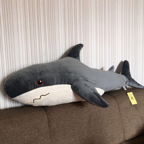 Большая акула в стиле ikea 107 см от Kidsqo