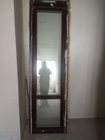 Двери  профіль Рехау 60
