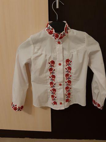 Рубашка-вишиванка