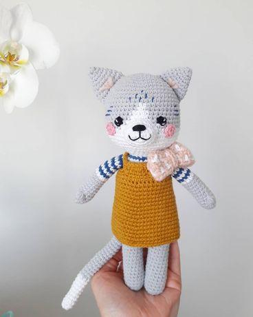 Zabawka Hand Made Kotek