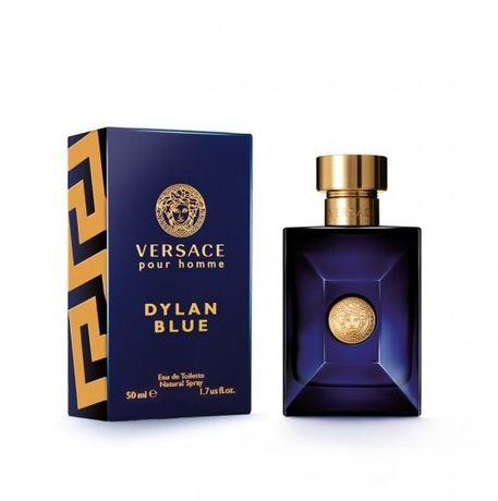 Versace Dylan Blue Pour Homme 50 Ml Edt Produkt
