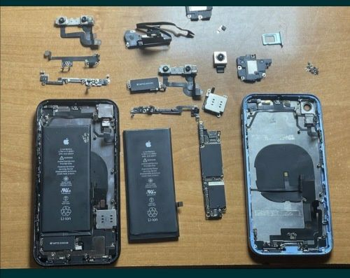 iPnone XR на запчасти. Дисплей, экран, вибро, динамик, корпус.