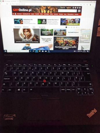 Lenovo Thinkpad X250 i7/8GB/120GB SSD/WIN 10 PRO - FVAT