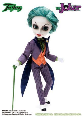 Кукла мальчик Пуллип Pullip 2018 Taeyang DC Comics Joker Таянг Джокер