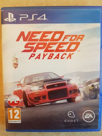 NFS Payback Ps 4