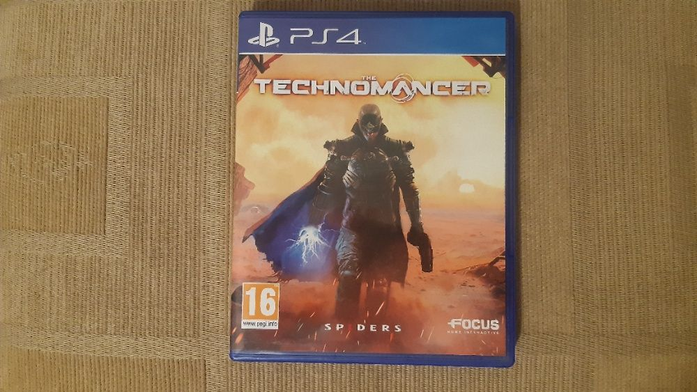 The Technomancer PS4 Augustów - image 1