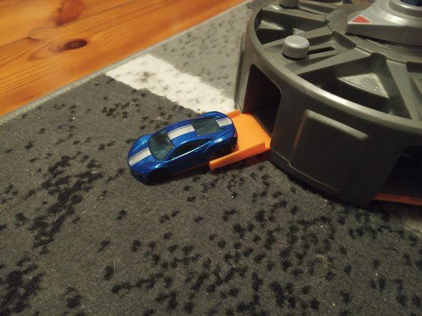 Wyrzutnia samochodzików hot wheels