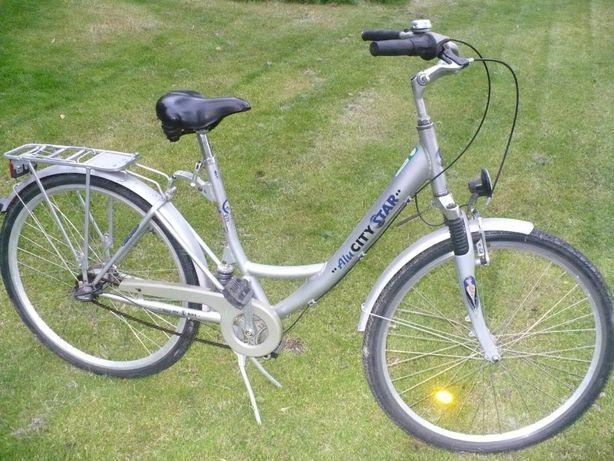 rower damka damski