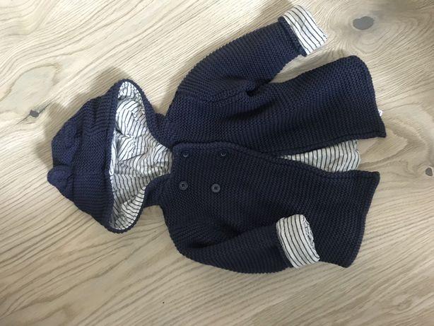 Bluza sweter kurtka 80 chłopiec