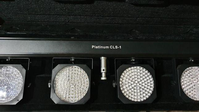 lightmaXXPlatinum CLS-1 Lampy DJ 144 led x 4