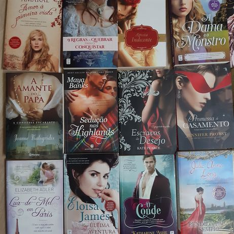 Livros - Romances