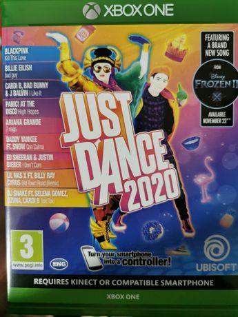 Xbox one Just Dance 2020 NOWA