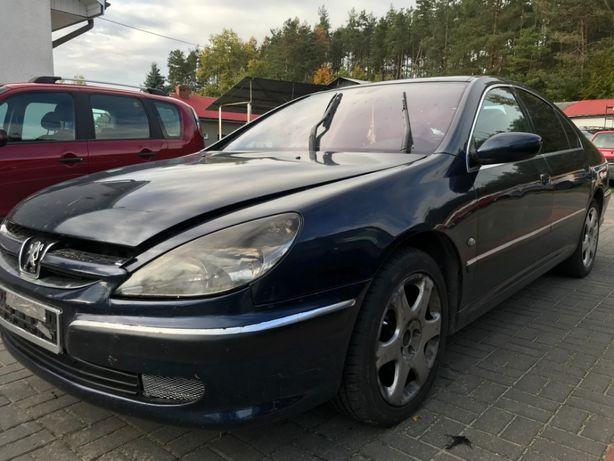 Peugeot 607 2,2 HDI 99-10. Cały na części, wszystkie części.
