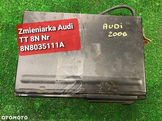 Zmieniarka CD Audi TT 8N Nr 8N8035111A