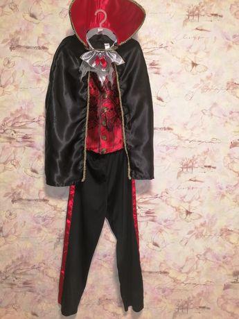 Карнавальный костюм Граф Дракула на Хеллоуин