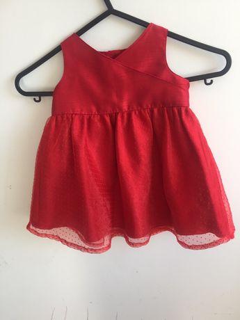 Sukienka rozmiar 62-68 Marks&Spencer Jak nowa