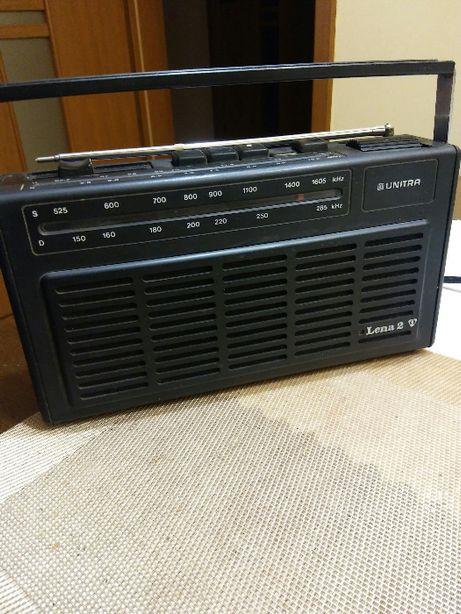 Radio UNITRA Lena 2 PRL